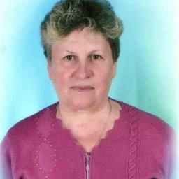 Есикова Нина Егоровна