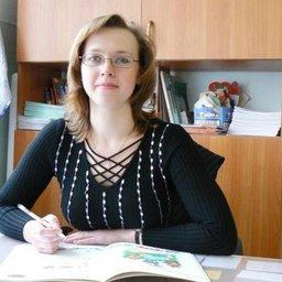 Быкова Юлия Ивановна