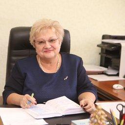 Быкова Людмила Алексеевна