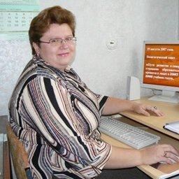 Бочарова Ирина Михайловна