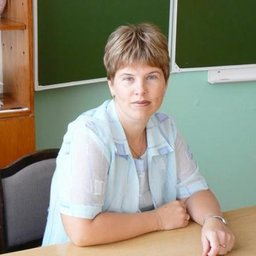 Притворова Елена Ивановна