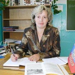 Ольчева Людмила Викторовна