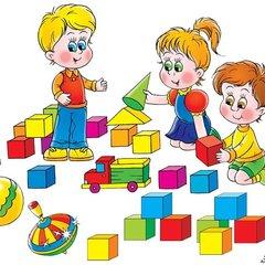 Формирование элементарных математических представлениий в младшей группе № 4