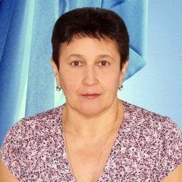 Егорова Антонина Николаевна