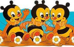 """1 младшая группа """"Пчелки"""""""