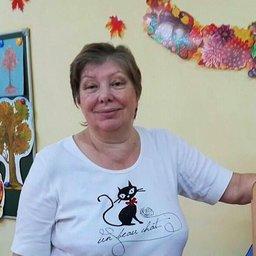 Сидорина Татьяна Петровна