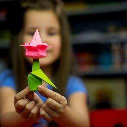 Оригами (гр.Семицветик)