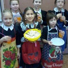 """22 декабря 2017 года 3""""А"""" класс проект """"Школа кулинаров"""""""