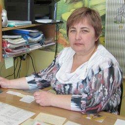 Ануфриева Лариса Ивановна