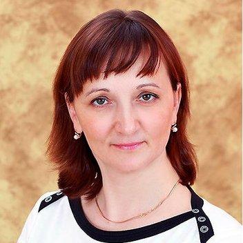 Улькина Марина Олеговна