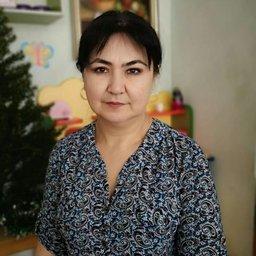Исмаилова Ибодат Абдухалиловна